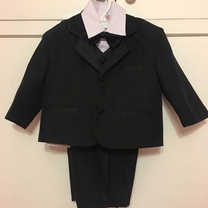 Other - Toddler boy dress suit from men's warehouse